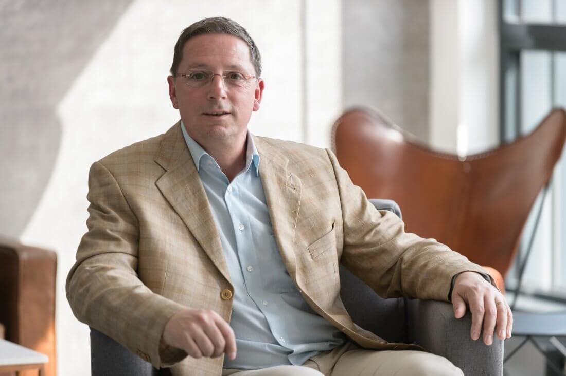 Frank Schneegans coached Führungskräfte von anspruchsvollen Dienstleistern